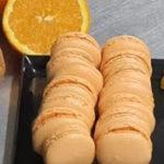 Macaron mandarino e zagara